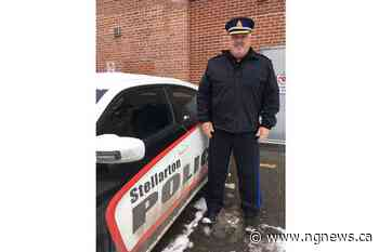 AMONG FRIENDS: Get to know Stellarton's new police chief - The News