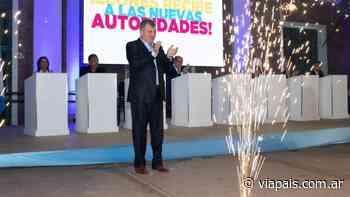 Leones: asumieron las nuevas autoridades Municipales - Vía País