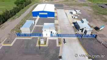 Leones inauguró su nuevo Corralón Municipal - Vía País