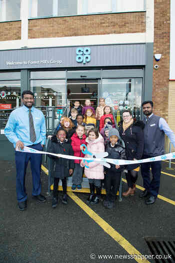 Stanstead Road Co-op opens in Forest Hill - News Shopper