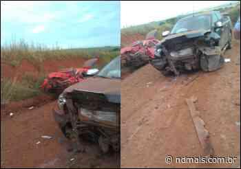 Homem e criança morrem em acidente no interior de Abelardo Luz - ND - Notícias