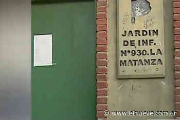 Padres denuncian posible abuso sexual en un jardín en Isidro Casanova - Noticias, Policiales TL9, TL9 Noticias (Clips) - telenueve