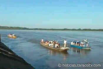 Realizan el primer Festival del Río Magdalena en Puerto Berrío, Antioquia - Noticias Caracol