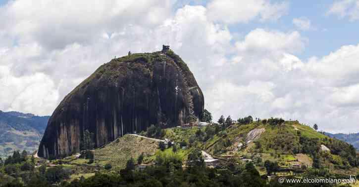Dian cierra el ingreso a la piedra del Peñol por tres días - El Colombiano