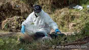 Acuchillado fue hallado en El Peñol el cuerpo de un joven que estaba desaparecido - Minuto30.com