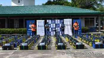 Armada Nacional incautó 70.370 cajetillas de cigarrillos de contrabando en Necoclí, por un valor de unos ... - Minuto30.com