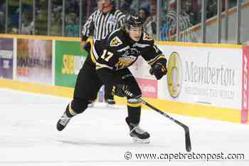 Former Cape Breton Eagle traded to Rimouski - Cape Breton Post