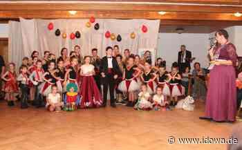 Attenhofen: Kindergarde feiert Spektaculum im Zirkuszelt - Hallertauer Zeitung