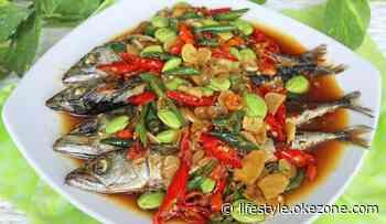 Ikan Salem Siram Cabai Petai, Aromanya Sedap! - Okezone