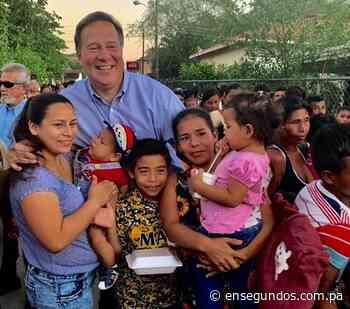 Varela reaparece en Cañazas de Veraguas tras escándalo VarelaLeaks - En Segundos