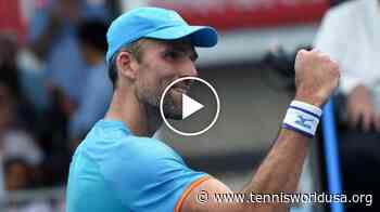 What Happens When Ivo Karlovic Serves with a Wooden Racket (See Video) - Tennis World USA