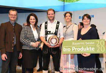 "Käserei Wiggensbach produziert ""Bayerns bestes Bioprodukt"" - Kempten / Oberallgäu - B4B Schwaben"