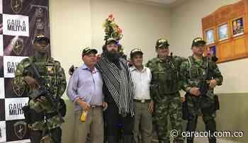 Liberan a Octavio Sánchez, secuestrado por el ELN en Tadó - Caracol Radio