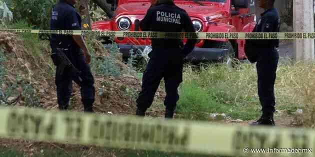 Asesinan a dos policías de Teocaltiche; son los primeros del 2020 - EL INFORMADOR