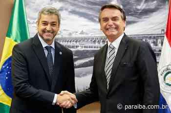 Bolsonaro recebe líderes sul-americanos na 55ª Cúpula do Mercosul - Portal PARAIBA.COM.BR - Paraiba.com.br