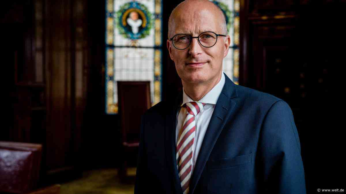 """Stefan Aust über Hamburg-Wahl: """"Mit dem Sozialismus-Kurs der neuen SPD-Führung wäre nichts zu gewinnen"""" - DIE WELT"""