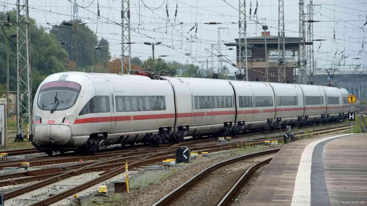 Stefan Aust: Im Land der Bahnfahrer - DIE WELT