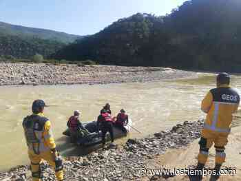 Hallan el cuerpo sin vida de comunario arrastrado por río en Mizque - Los Tiempos