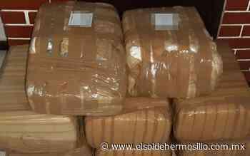 Incautan 8 paquetes de mariguana en Sonoyta - El Sol de Hermosillo