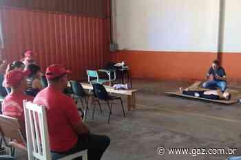 Bombeiros Voluntários de Sobradinho e Arroio do Tigre participam de treinamento - GAZ