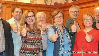Walting: 'Für ausgewogene Mehrheitsverhältnisse' - Freie Wähler in Walting treten mit elf Kandidaten bei der Gemeinderatswahl an - donaukurier.de