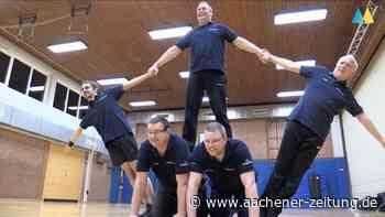 Landesmeisterschaft der Männerballette in Erkelenz-Lövenich - Aachener Zeitung