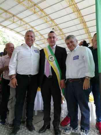 Se posesionó alcalde de Mistrató - Eje21