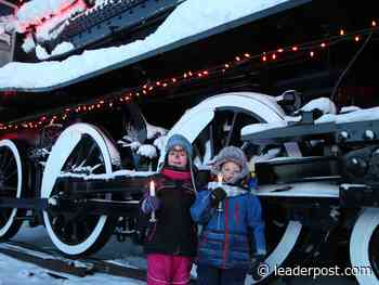 Fun at Capreol's The Candy Cane Express - Regina Leader-Post