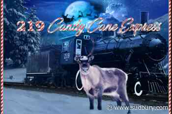 Candy Cane Express: What could be more Capreol than a train-lighting? - Sudbury.com