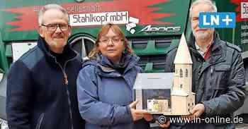 Spende für Kirchen-Sanierung - Förderverein Kirche Breitenfelde erhielt 728,38 Euro - Lübecker Nachrichten