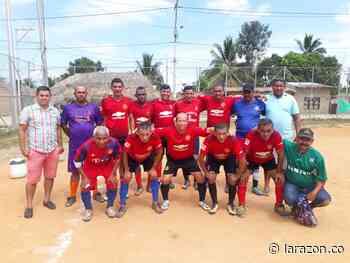 Con buenos goles se inició torneo en Ciénaga de Oro - LA RAZÓN.CO