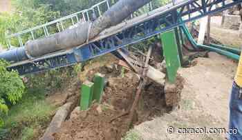 Cuatro municipios de Córdoba sin agua por daño en planta de captación - Caracol Radio