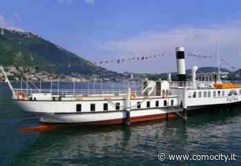 Il Patria torna a solcare le acque del lago di Como - Como e Lago di Como - ComoCity