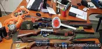 Pronti a sparare nell'oasi protetta tra Licola e Lago Patria: nei guai 4 bracconieri • - Il Meridiano News