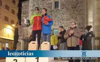 Alberto González y Teresa Herráez se llevan la San Silvestre Bañezana - leonoticias.com