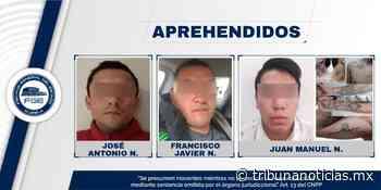 Presuntos homicidas de Alberto Islas Jara ingresan al Cereso de San Miguel - Tribunanoticias