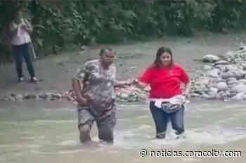 En pleno siglo XXI, varias personas han muerto por falta de puente en esta zona de Colombia - Noticias Caracol