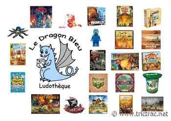 Soirée jeux au Dragon Bleu à Marly Le Roi (78) Samedi 4 Janvier - Tric Trac
