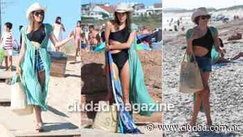 Las vacaciones de soltera de Mariana Genesio Peña en Punta del Este: súper canchera a orillas del... - Ciudad Magazine
