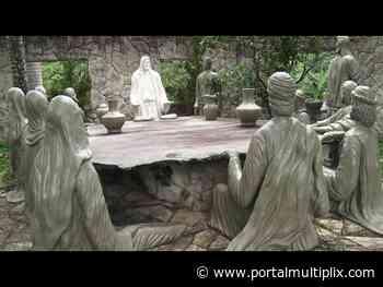 Parque temático em Cachoeiras de Macacu conta a história de Jesus Cristo - Portal Multiplix