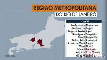 Alerj aprova projeto para retirar Petrópolis, Cachoeiras de Macacu e Rio Bonito da Região Metropolitana - G1