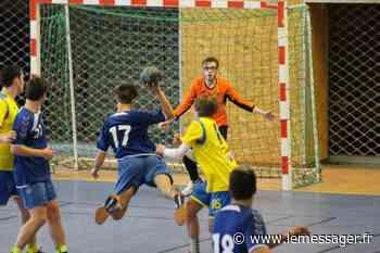 Bons-en-Chablais : le club de handball poursuit son ascension - Le Messager