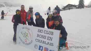 Bons-en-Chablais : pour sa 56e saison, le ski club se fixe de nouveaux objectifs - Le Messager