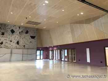 (VIDEO) Bons-en-Chablais : visite en avant-première de la nouvelle salle des fêtes - Le Messager