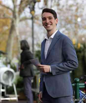 Municipales à Maisons-Laffitte : Nicolas Ljubenovic, le coup de jeune à gauche - actu.fr