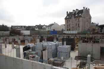Maisons-Laffitte : la première résidence Arnaud-Beltrame des Yvelines livrée en juin 2021 - actu.fr