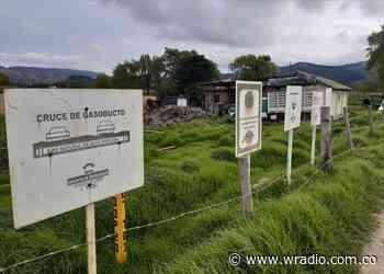 Gasoducto recorre por tierras de campesinos en Samacá, pero no tienen servicio de gas - W Radio