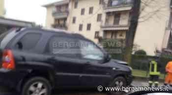 Donna ferita in incidente a Lallio di prima mattina - BergamoNews.it