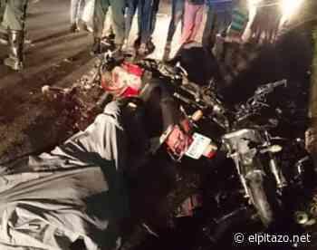 Nuevo accidente de tránsito en la Colonia Tovar deja dos fallecidos - El Pitazo