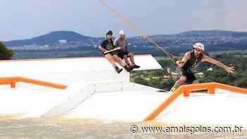 campeonato-brasileiro-de-wake-park-será-realizado neste sábado, em-goiania - Portal Mais Goiás